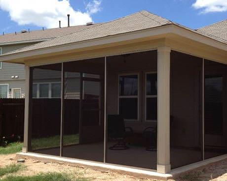 Window Screens Patio Doors Enclosures Austin Tx